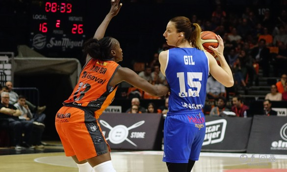 Playoffs Liga DIA: Valencia Basket contra Perfumerías Avenida.