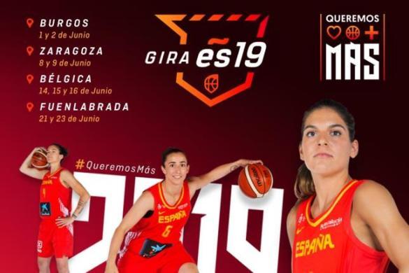 Eurobasket Serbia y Letonia: Fechas claves de la preparación de España