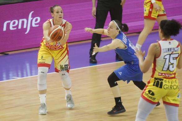 Final Liga DIA: Spar Citylift Girona consigue el primer punto de la eliminatoria al derrotar a Perfumerías Avenida
