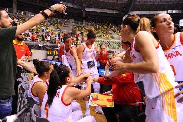 Torneo de Burgos: España derrota con facilidad a Letonia