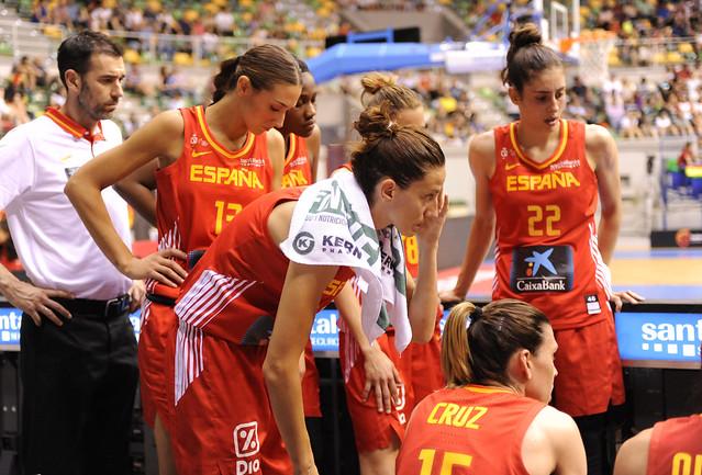 Torneo de Burgos: España remonta y sufre ante Turquía