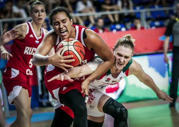 Eurobasket Serbia y Letonia: Bielorrusia contra Rusia