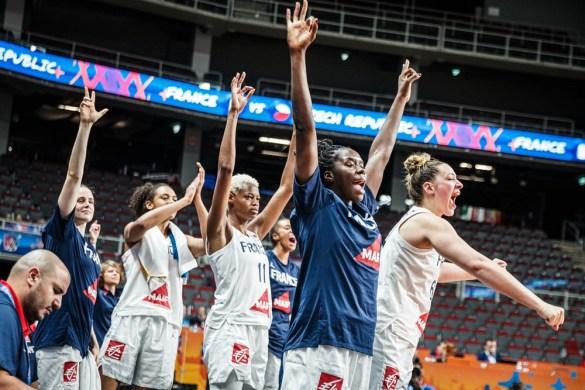 Eurobasket Serbia y Letonia: Francia contra República Checa