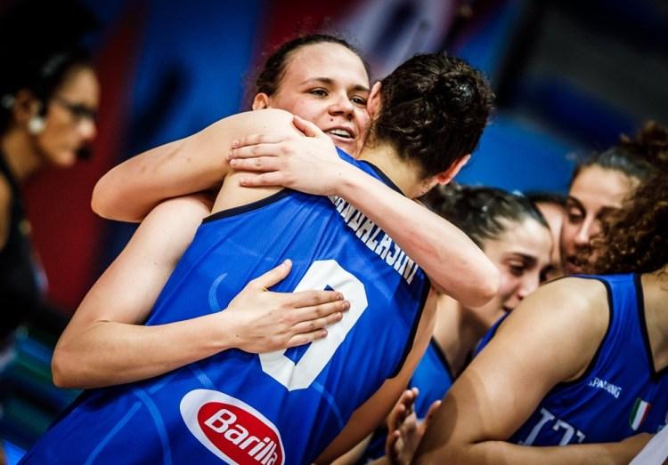 Eurobasket Serbia y Letonia: Italia celebra una de sus victorias