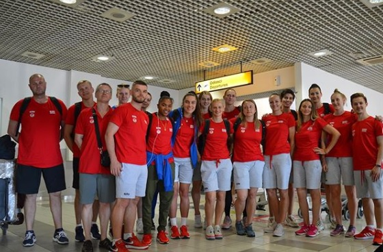 Eurobasket Serbia y Letonia: Plantilla de Bielorrusia