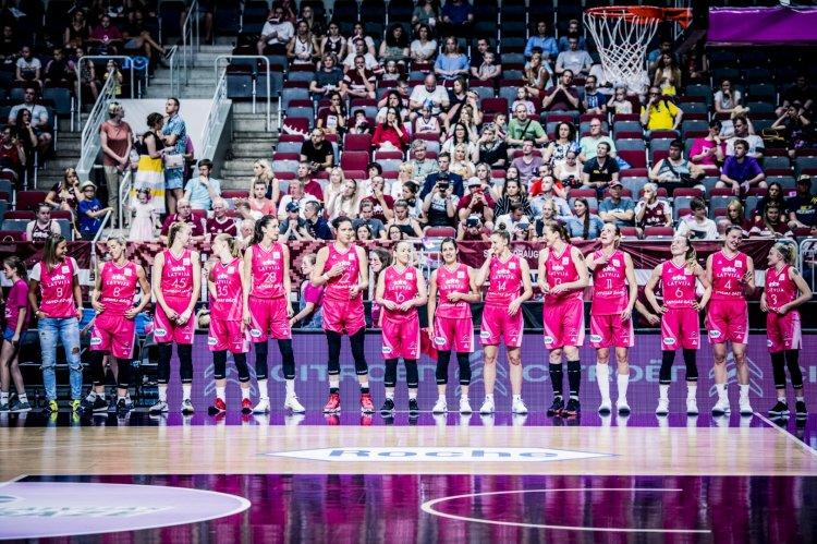 Eurobasket Serbia y Letonia: Plantilla de Letonia