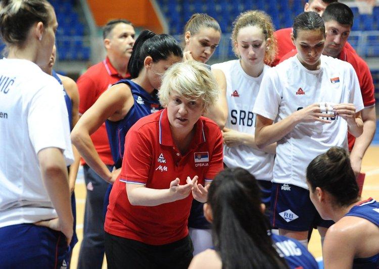 Eurobasket Serbia y Letonia: Plantilla de Serbia