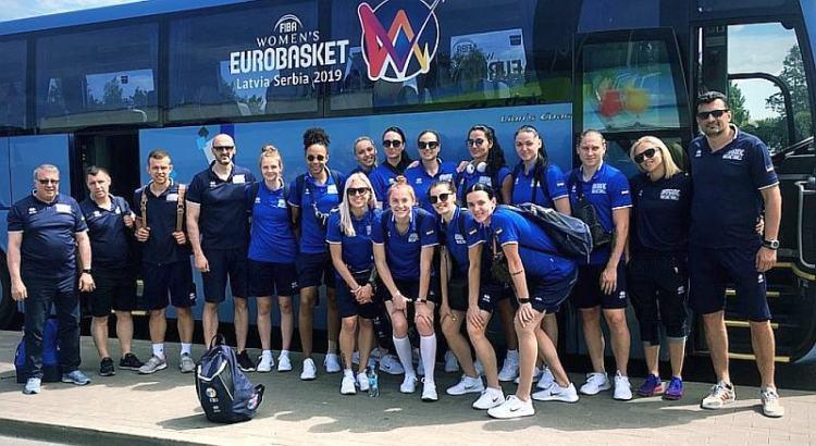Eurobasket Serbia y Letonia: Plantilla de Ucrania