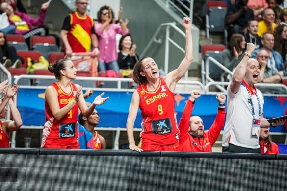 Eurobasket Serbia y Letonia: España contra Ucrania