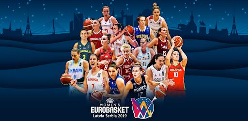 Eurobasket Serbia y Letonia