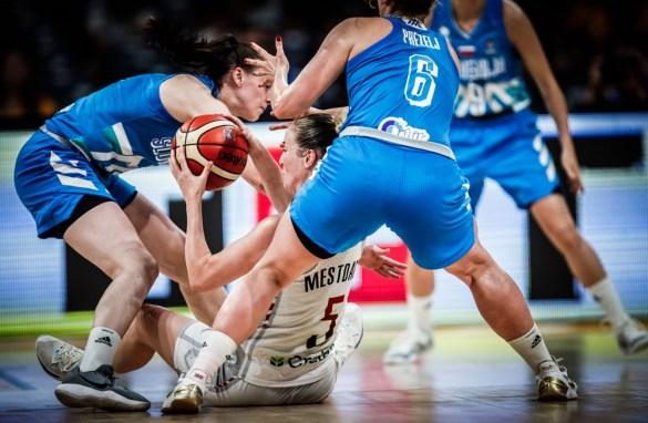 Eurobasket Serbia y Letonia: Bélgica - Eslovenia