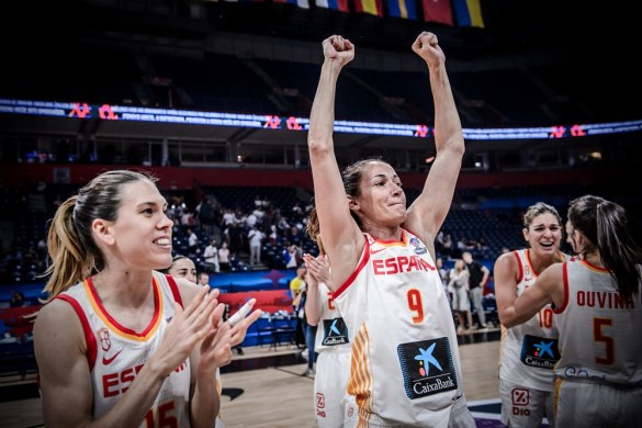 Eurobasket Serbia y Letonia: España celebra el pase a semifinales tras derrotar a Rusia