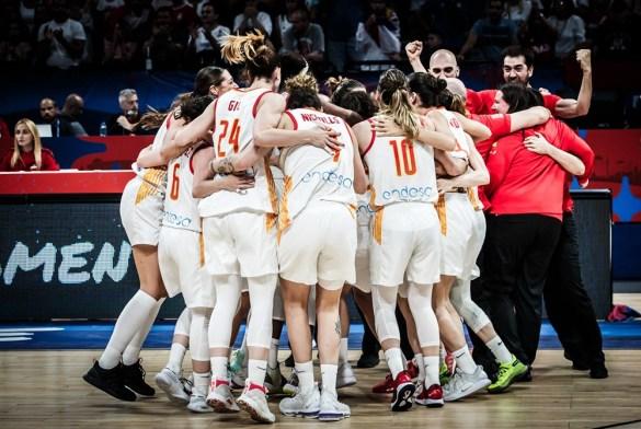Eurobasket Serbia y Letonia: España vence a Serbia y jugará la final