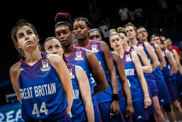 Gran Bretaña junto a Francia, Serbia y España pelearán por las medallas del Eurobasket de Serbia y Letonia
