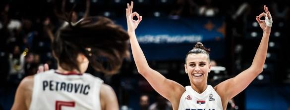 Eurobasket Serbia y Letonia: Serbia avanza a semifinales