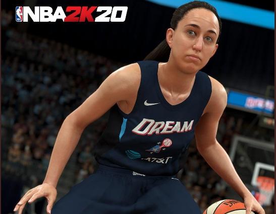 Maite Cazorla estará en el NBA2K20