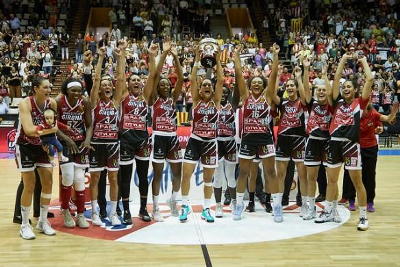 Supercopa Liga DIA: Spar Citylift Girona vence a Perfumerías Avenida
