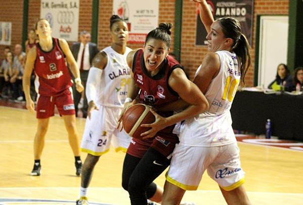 Liga Femenina: Lointek Gernika Bizkaia contra Ciudad de los Adelantados