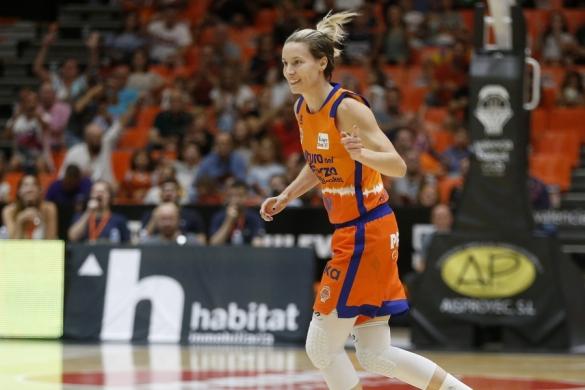 Liga Femenina: Valencia Basket contra Durán Maquinaria Ensino