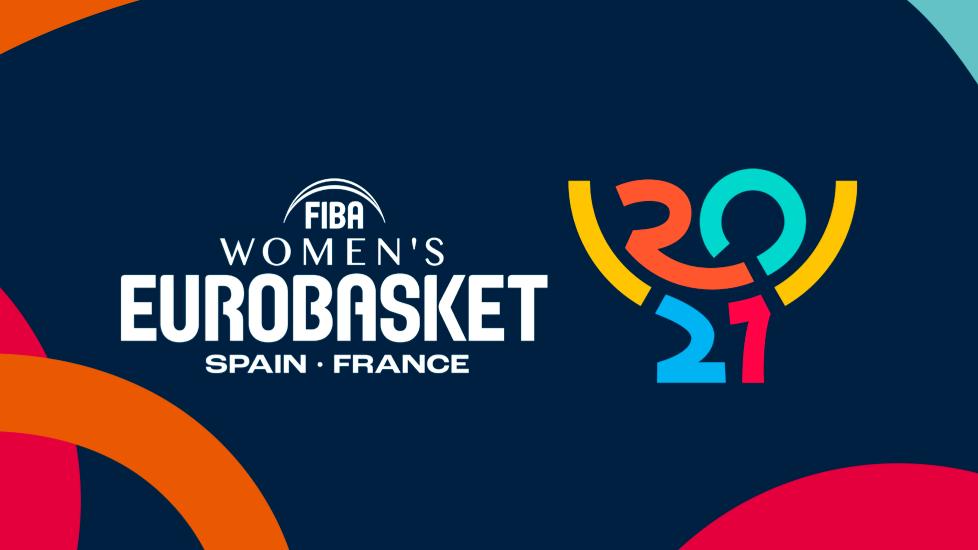 Revelado el logo para el Eurobasket de Francia y España de 2021