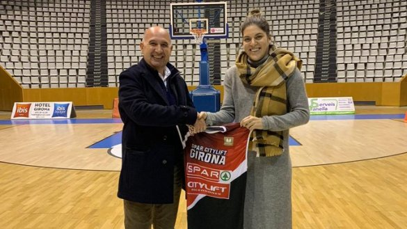 Marta Xargay, fichaje de Spar Citylift Girona