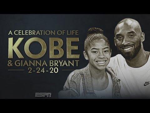 Kobe Bryant y Gigi. Una celebración de vida