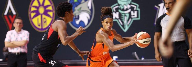 Connecticut Sun se lleva el primer partido de las semifinales ante Las Vegas Aces