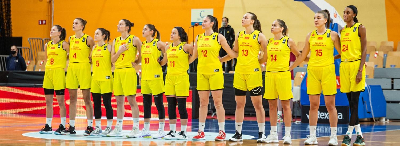 Clasificación Eurobasket Francia y España: Macedonia del Norte no disputará estas ventanas