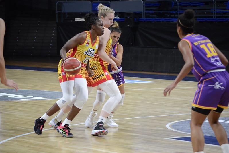 Resultados de la primera jornada de cuartos de final de la Liga Femenina Endesa
