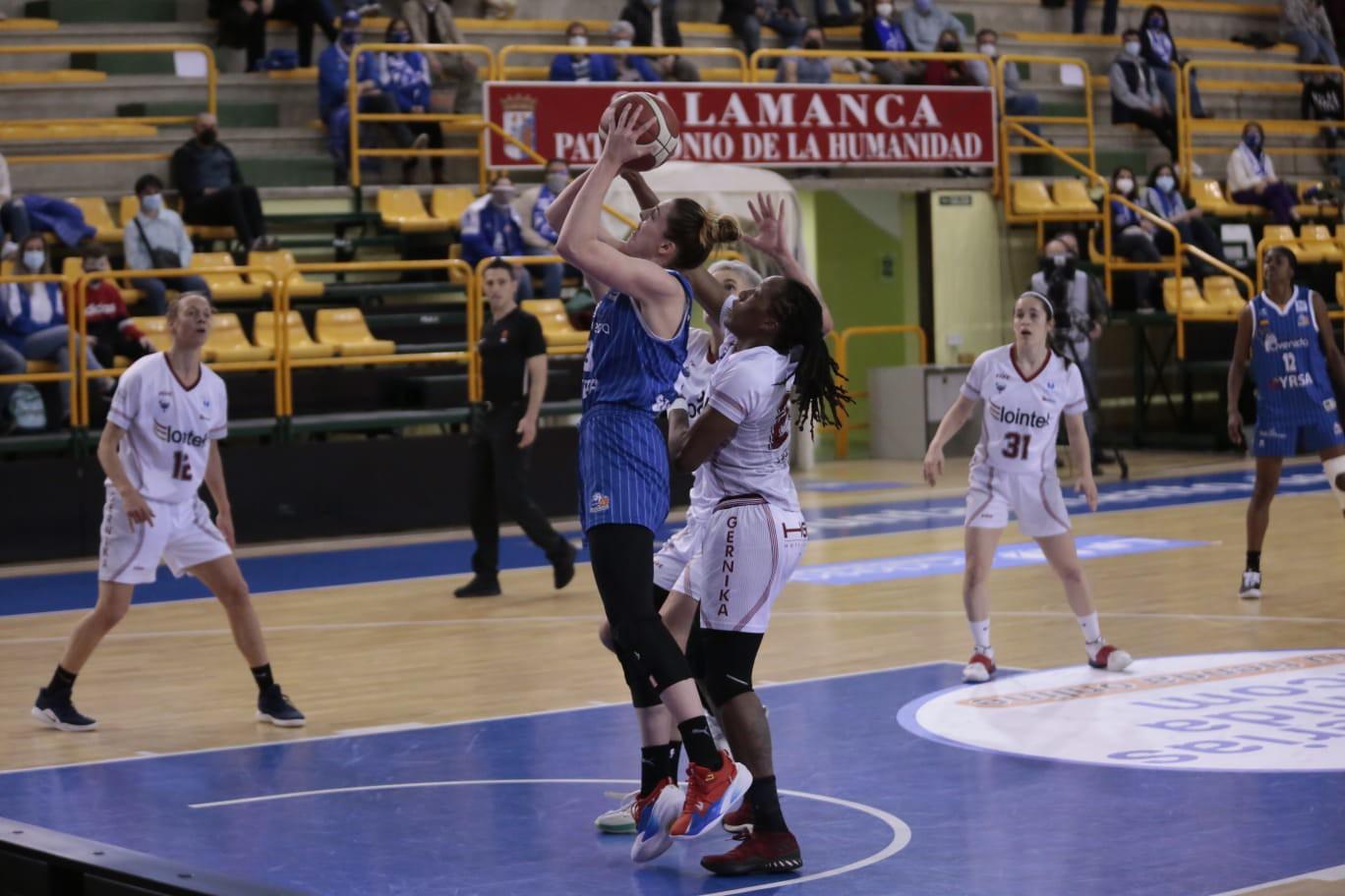 Perfumerías Avenida derrota a Lointek Gernika en las semifinales de la Liga Femenina Endesa