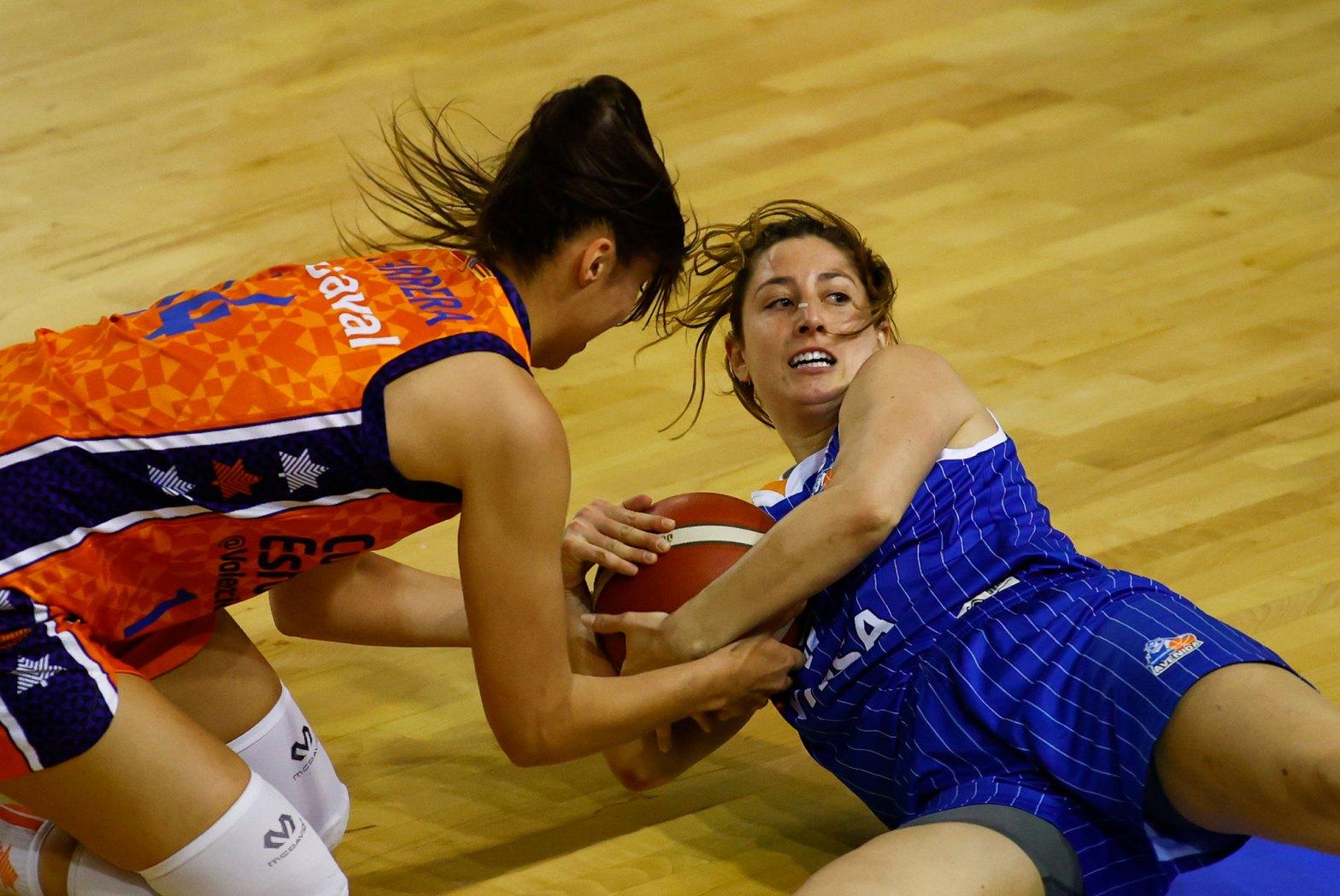 Final Liga Femenina Endesa: Perfumerías Avenida contra Valencia Basket