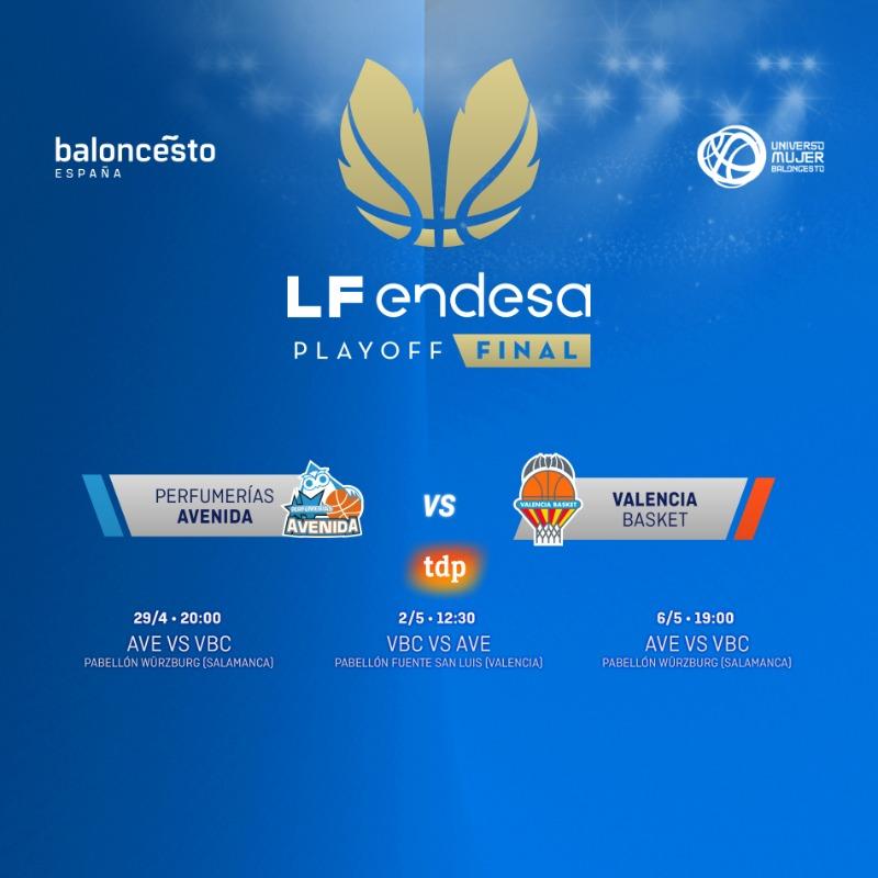 Perfumerías Avenida y Valencia Basket jugarán la final de la Liga Femenina Endesa