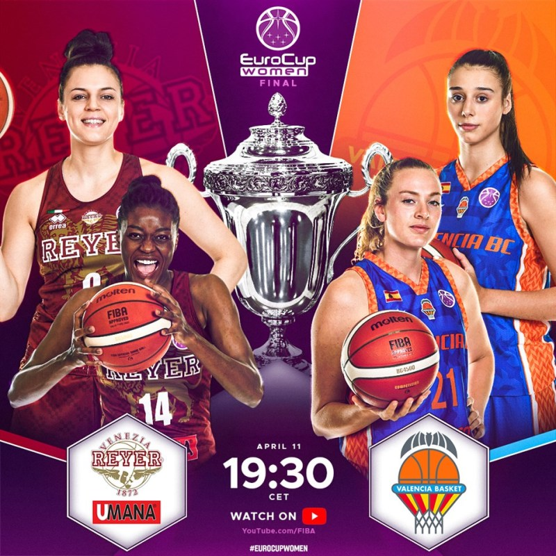 Eurocup Women: Valencia Basket alcanza la final