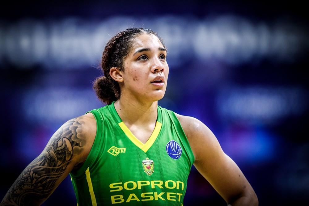 Gabby Williams refuerza a la selección francesa