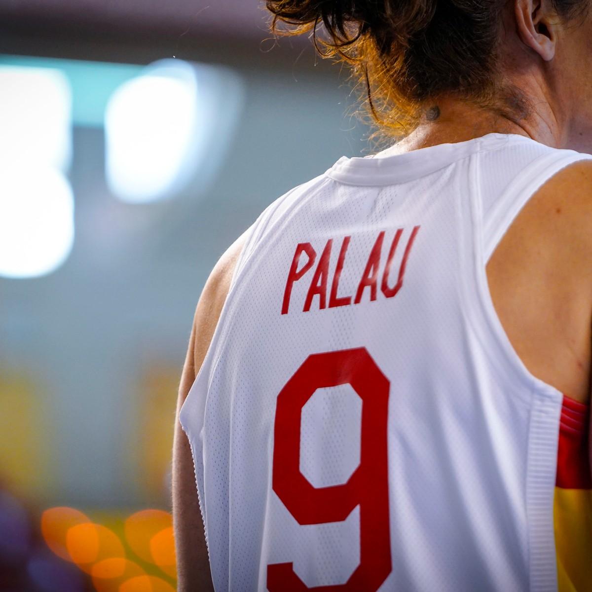 Laia Palau consigue alcanzar la cifra de 300 internacionalidades con España