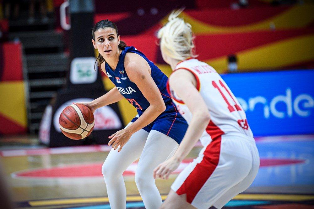 Eurobasket España y Francia. Serbia sella el pase a cuartos de final como primera de grupo. Foto: fiba.basketball