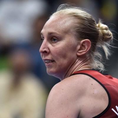 Ann Wauters no entra en la convocatoria de Bélgica para el Eurobasket de España y Francia
