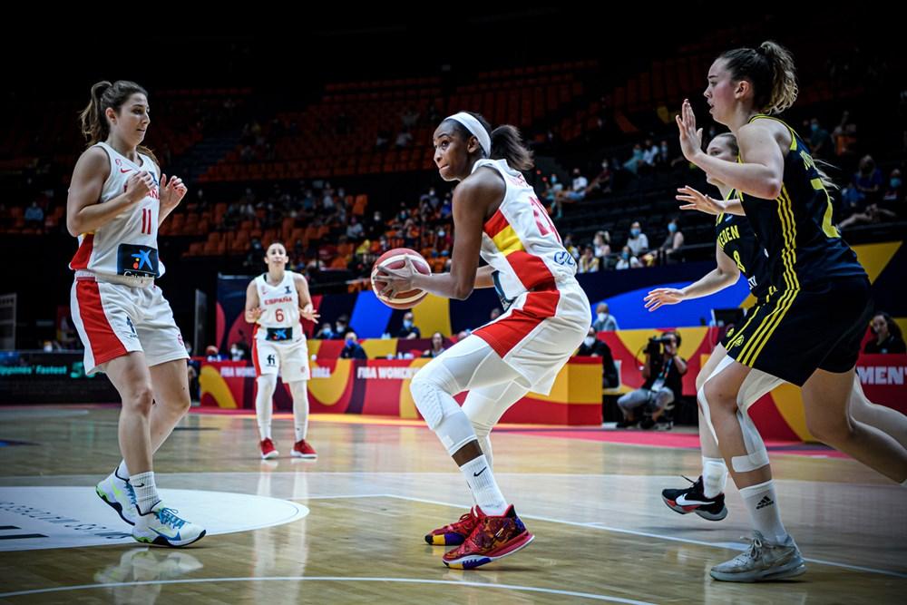 Eurobasket España y Francia 2021: La selección femenina recupera sensaciones ante Suecia