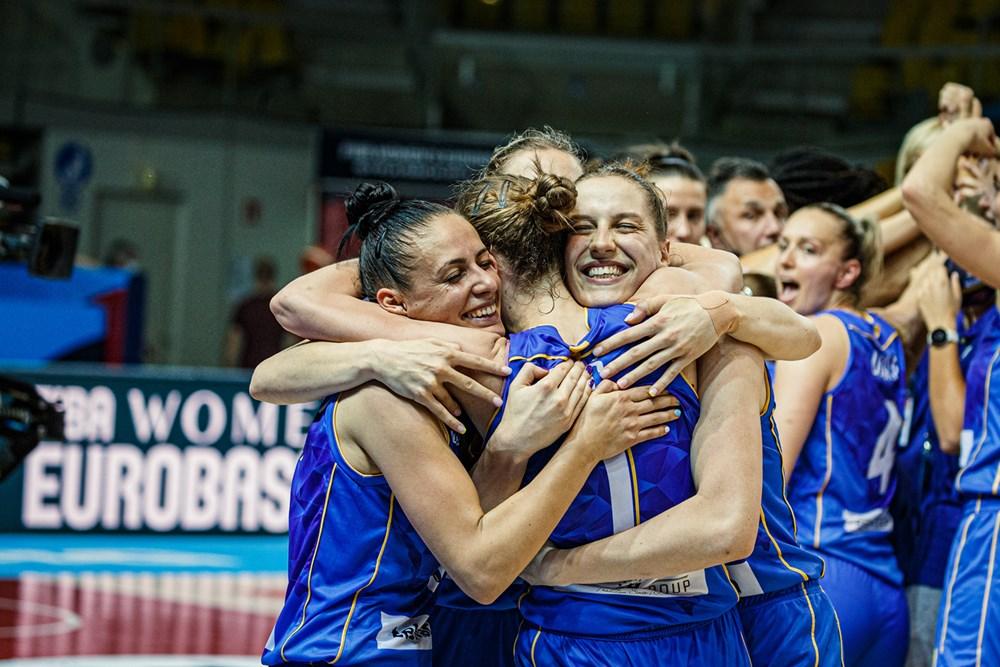Bosnia-Herzegovina suma su segunda victoria en el Eurobasket de España y Francia al derrotar a Turquía