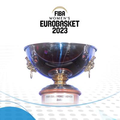 Eslovenia e Israel, sedes del Eurobasket de 2023