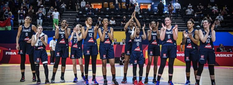 Francia alcanza la final del Eurobasket de España y Francia