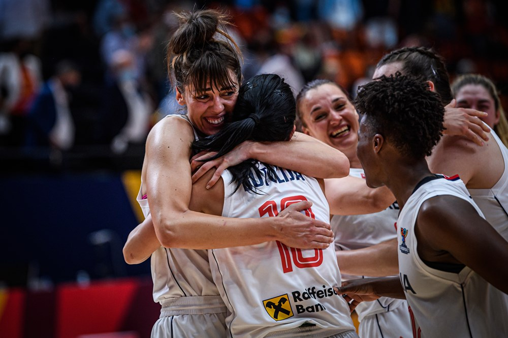 Eurobasket España y Francia 2021: Serbia derrota a la selección española en la prórroga
