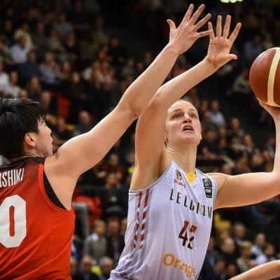 Jana Raman se perderá el Eurobasket de España y Francia