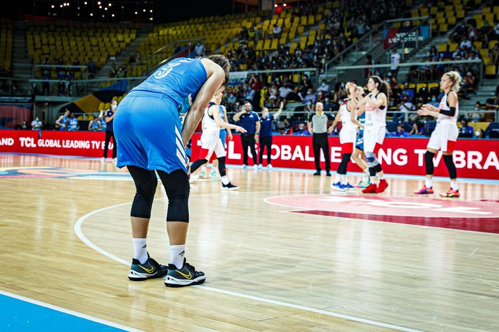 Rusia avanza a cuartos de final del Eurobasket de España y Francia