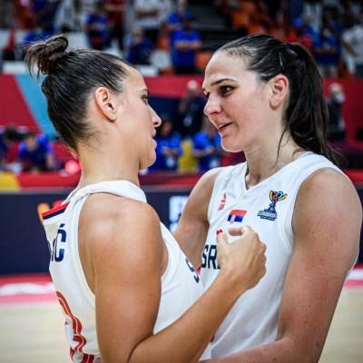 Serbia disputará la final del Eurobasket de España y Francia