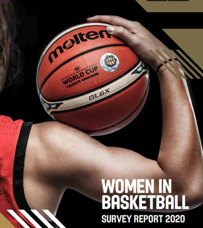 Estudio: Mujeres en el Baloncesto 2020