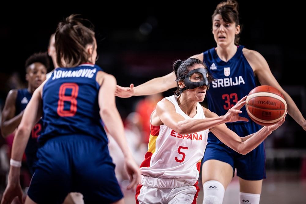 España derrota a Serbia en la segunda jornada de los Juegos Olímpicos de Tokio 2020