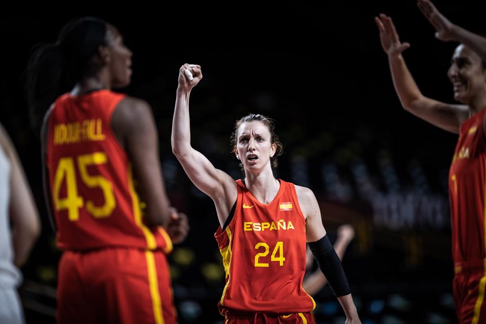 España consigue una trabajada victoria ante Corea del Sur