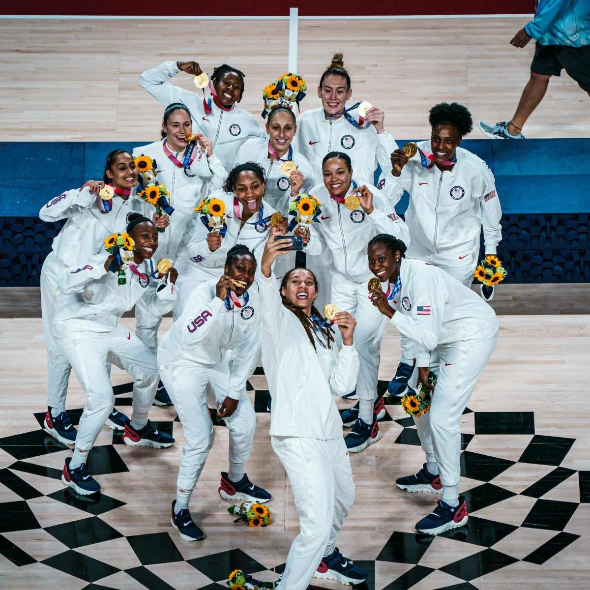Tokio 2020: Estados Unidos campeona olímpica por séptima vez consecutiva