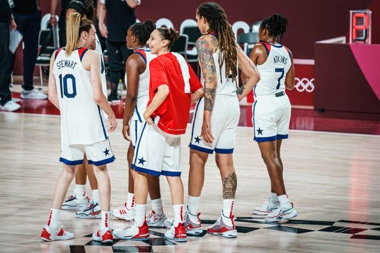 Estados Unidos derrota a Serbia y estará en la final de Tokio 2020